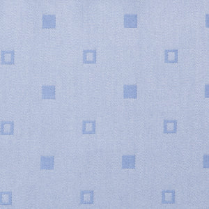 Light Blue Subtle Box Pattern