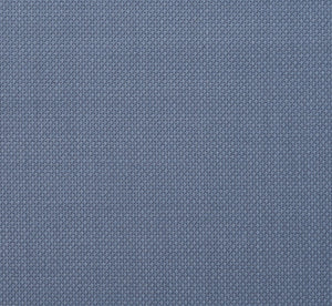 Steel Blue Textured Solid, Super 150, Wool