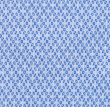 Load image into Gallery viewer, Baby Blue Diagonal Knit Stretch Cotton
