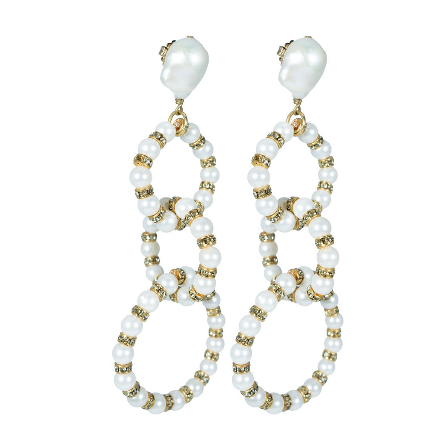 Blanshé The Pearl Collection Earrings
