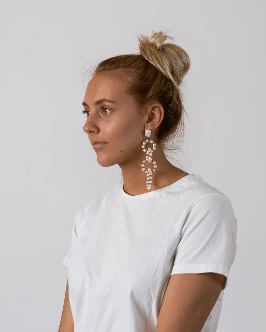 Pearl Biyadhoo Earrings