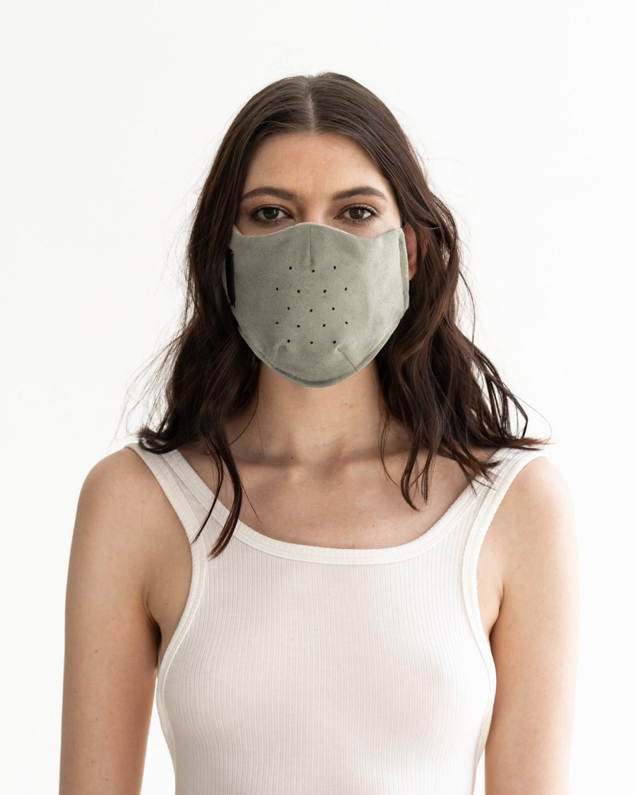 Blanshé Green Face Mask