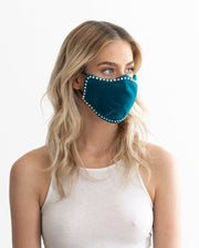 Blanshé Blue Face Mask