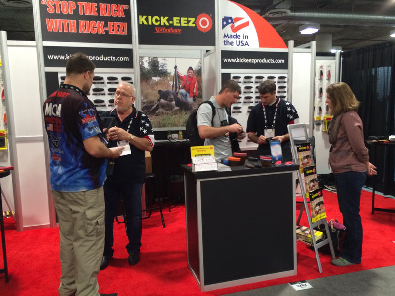 The KICK-EEZ® 2016 SHOT Show Review