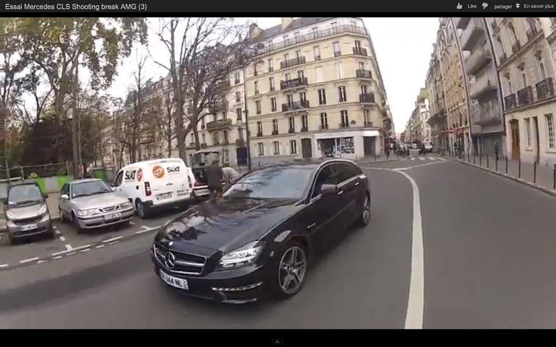 Essai Mercedes CLS Shooting break AMG (3)