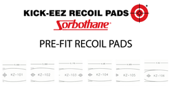 KICK-EEZ Shotgun Rifle Recoil Pads
