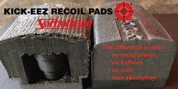 There's a KICK-EEZ Recoil Pad for Every Shooting Application
