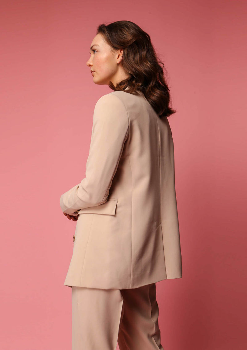 Almond Beige Jacket