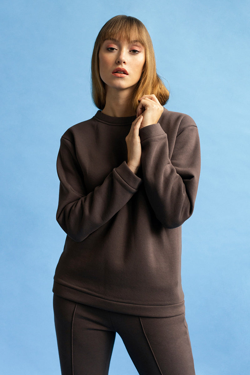 Dark Chocolate Sweatshirt