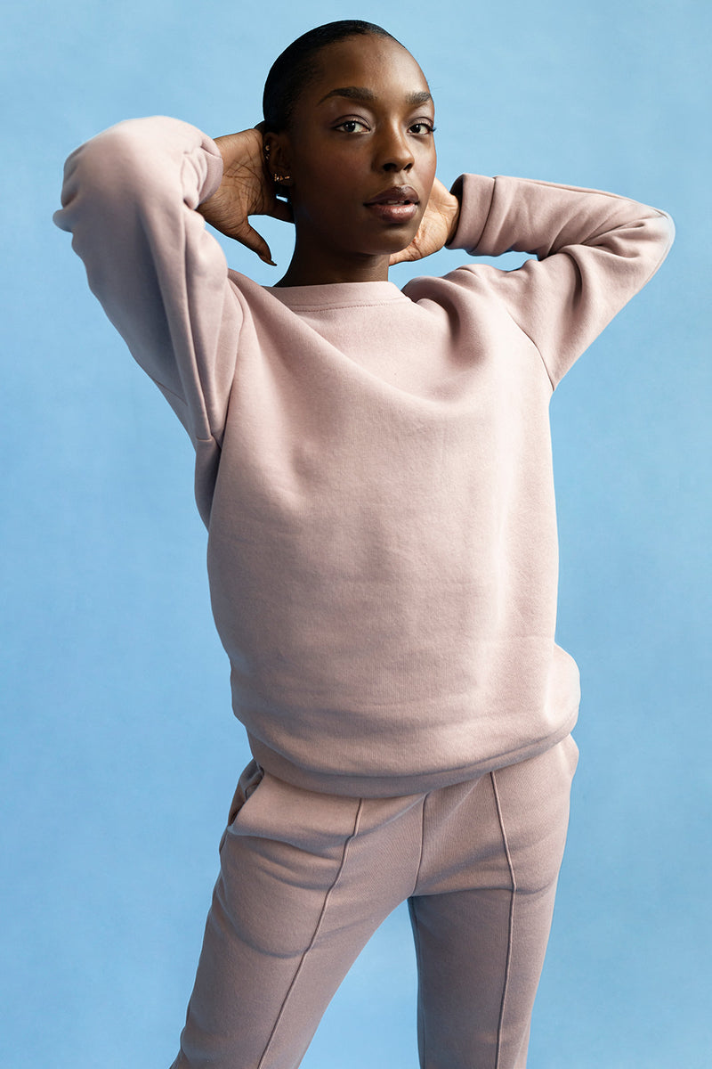 Dusty Rose Sweatshirt