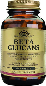 olgar – Beta 1, 3 Glucans, 60 Tablets