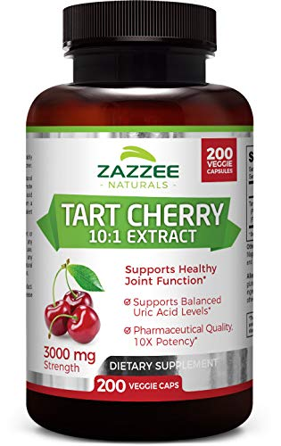 Tart cherry 3,000 mg 200veggie caps