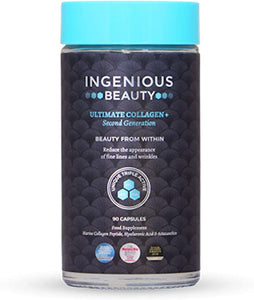Ingenious Beauty Ultimate Collagen+ 2ND Generetion 90 Capsules