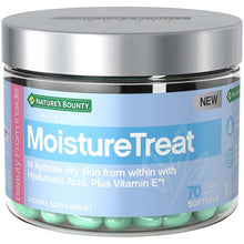Load image into Gallery viewer, Nature's Bounty, Moisturetreat, 70 Softgels