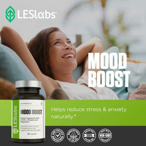 LES Labs Mood Boost 60 Capsules