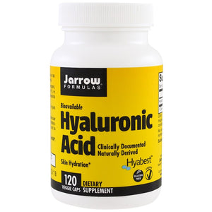 Jarrow Formulas, Hyaluronic Acid, 50 mg,  120 Caps.