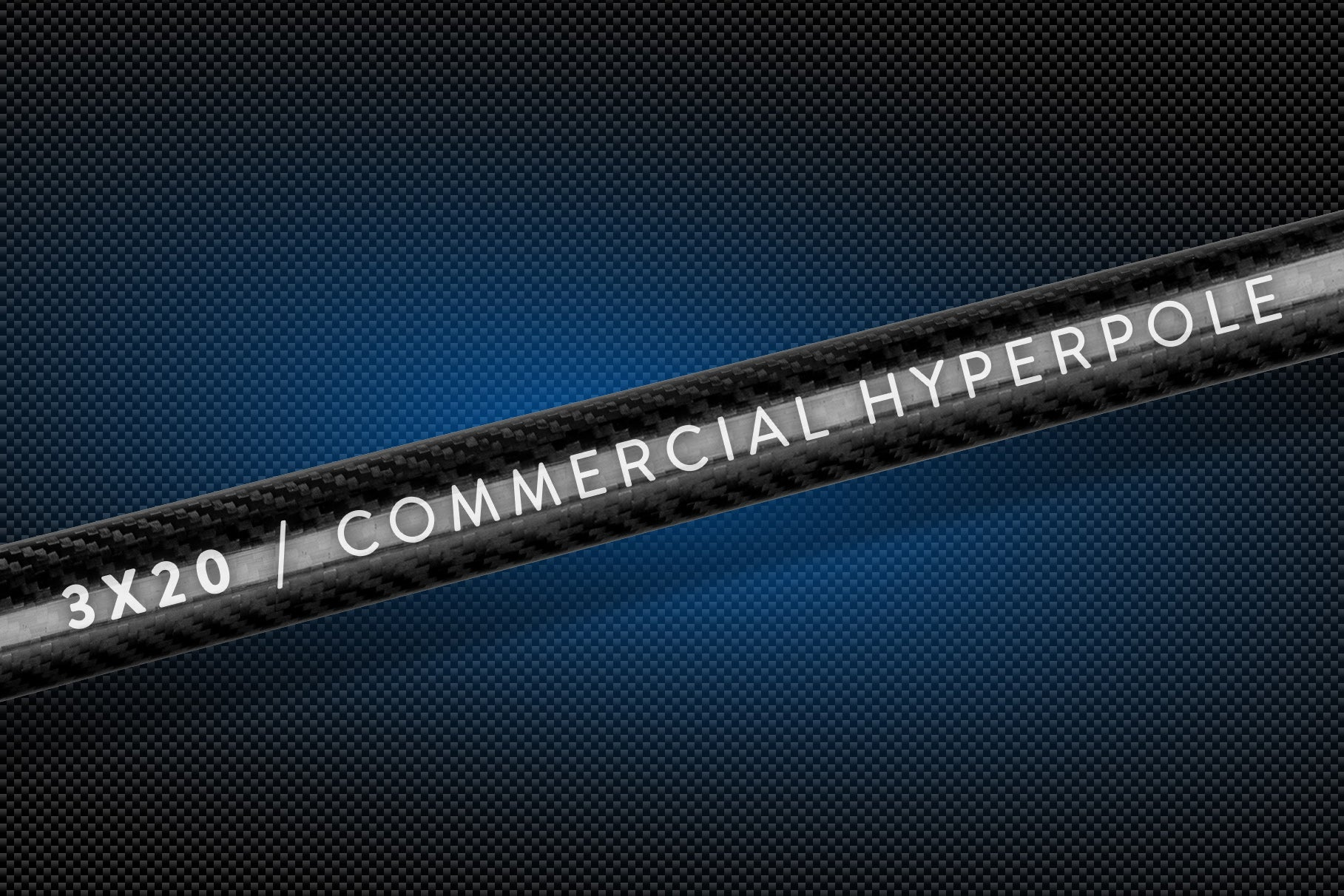 3X20 / Commercial Hyperpole - 20 ft.
