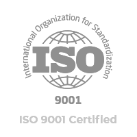9001 ISO 9001 Certified