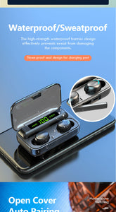 Waterproof Sports Earphones - E-flow Online
