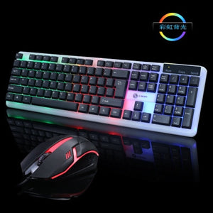 Luminous Gaming Keyboard & Mouse - E-flow Online