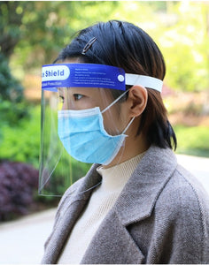 Full Safety Face Shield - E-flow Online
