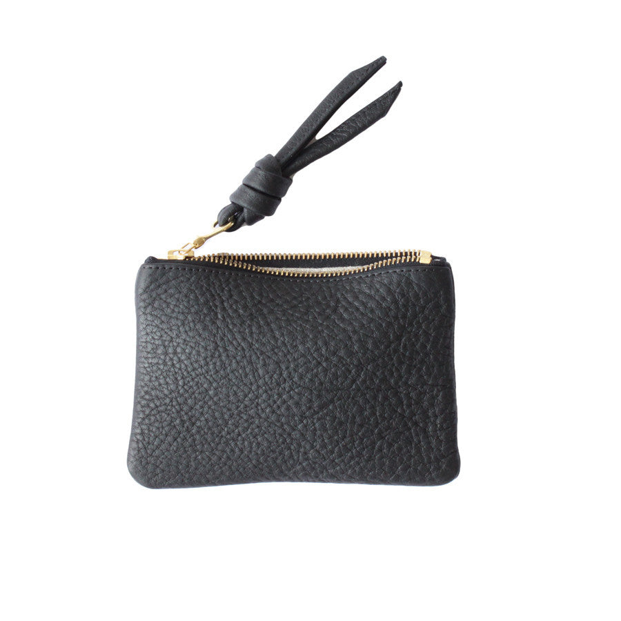 rennes Black Pouch Small 001