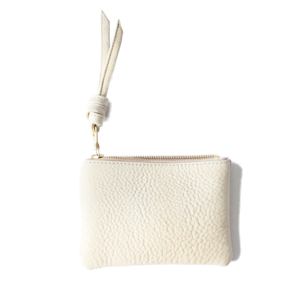 rennes Cream Pouch Small 001