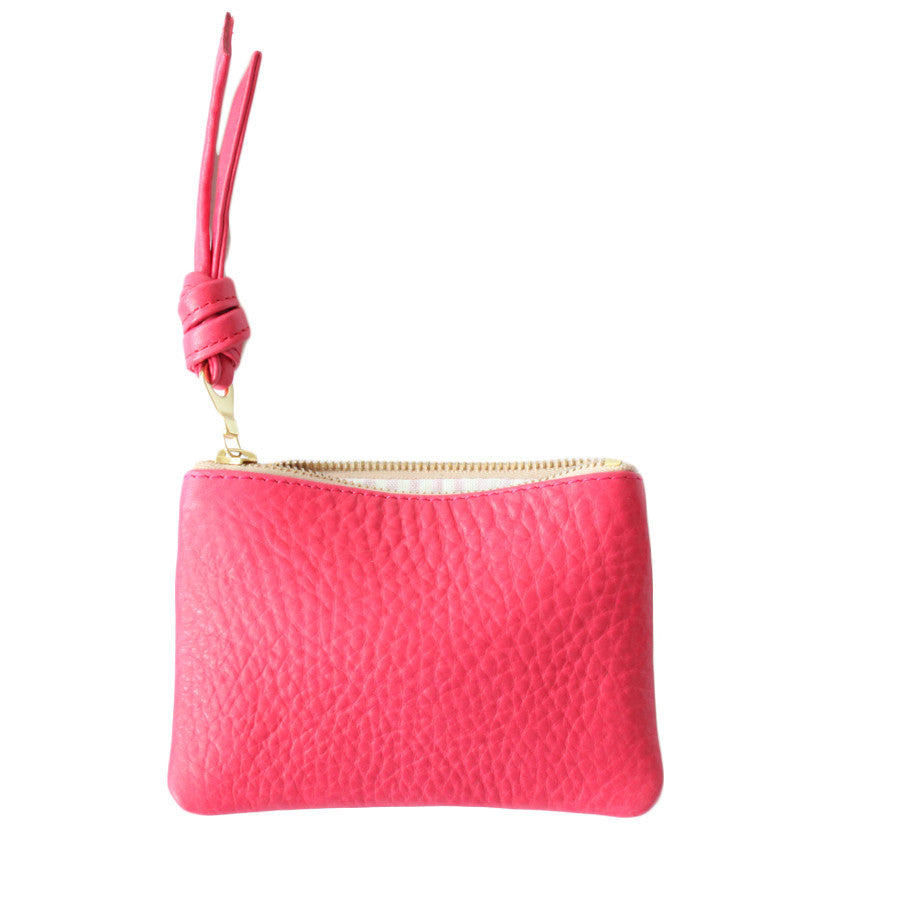 rennes Pink Pouch Small 001