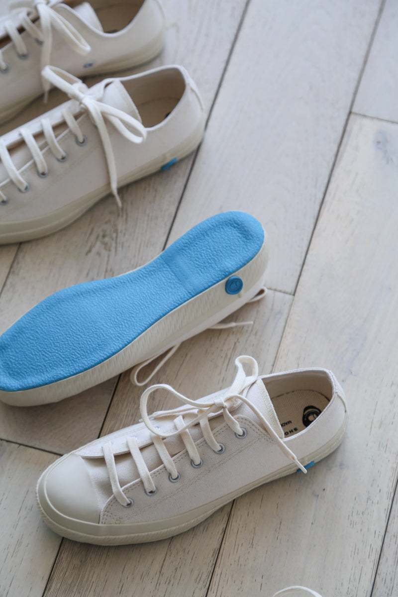 Shoes Like Pottery Low Top Sneaker Cream