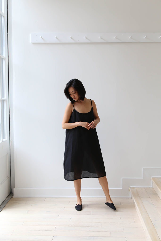 Le Vestiaire De Jeanne Egg Dress Black