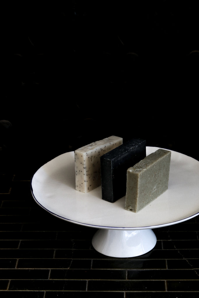 Feldspar Soap