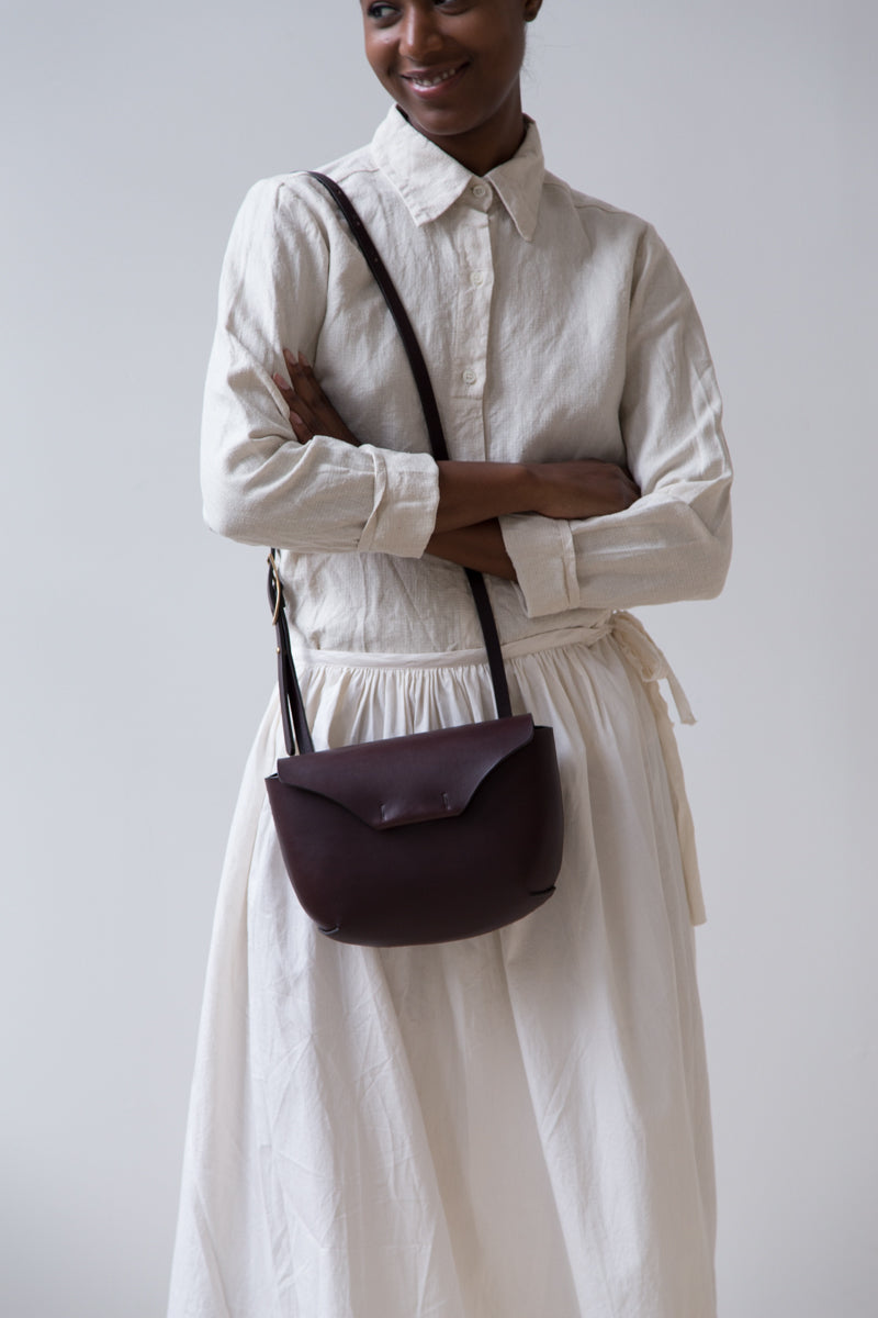 Melete Saorsa Shoulder Bag espresso