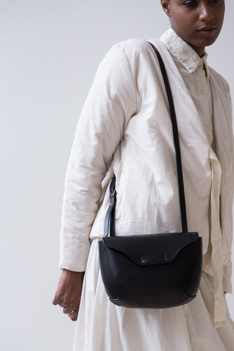 Melete Saorsa Shoulder Bag Black