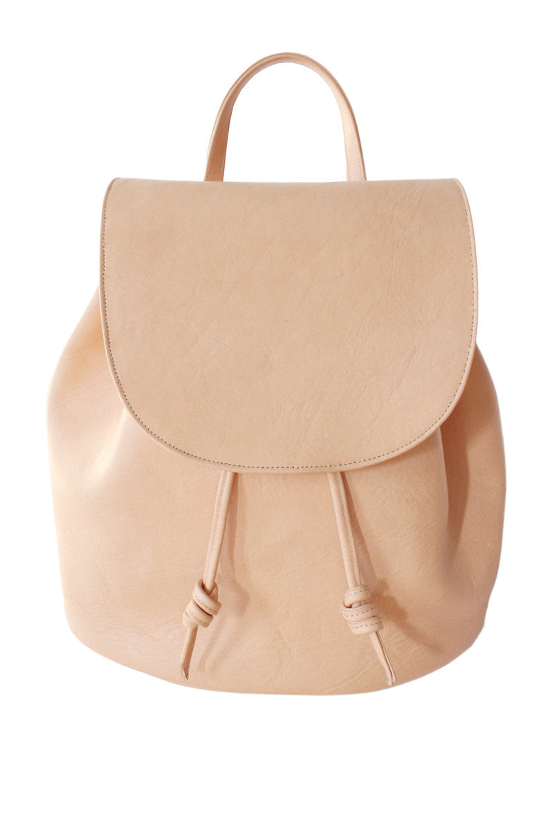 rennes Siduri Backpack Tan