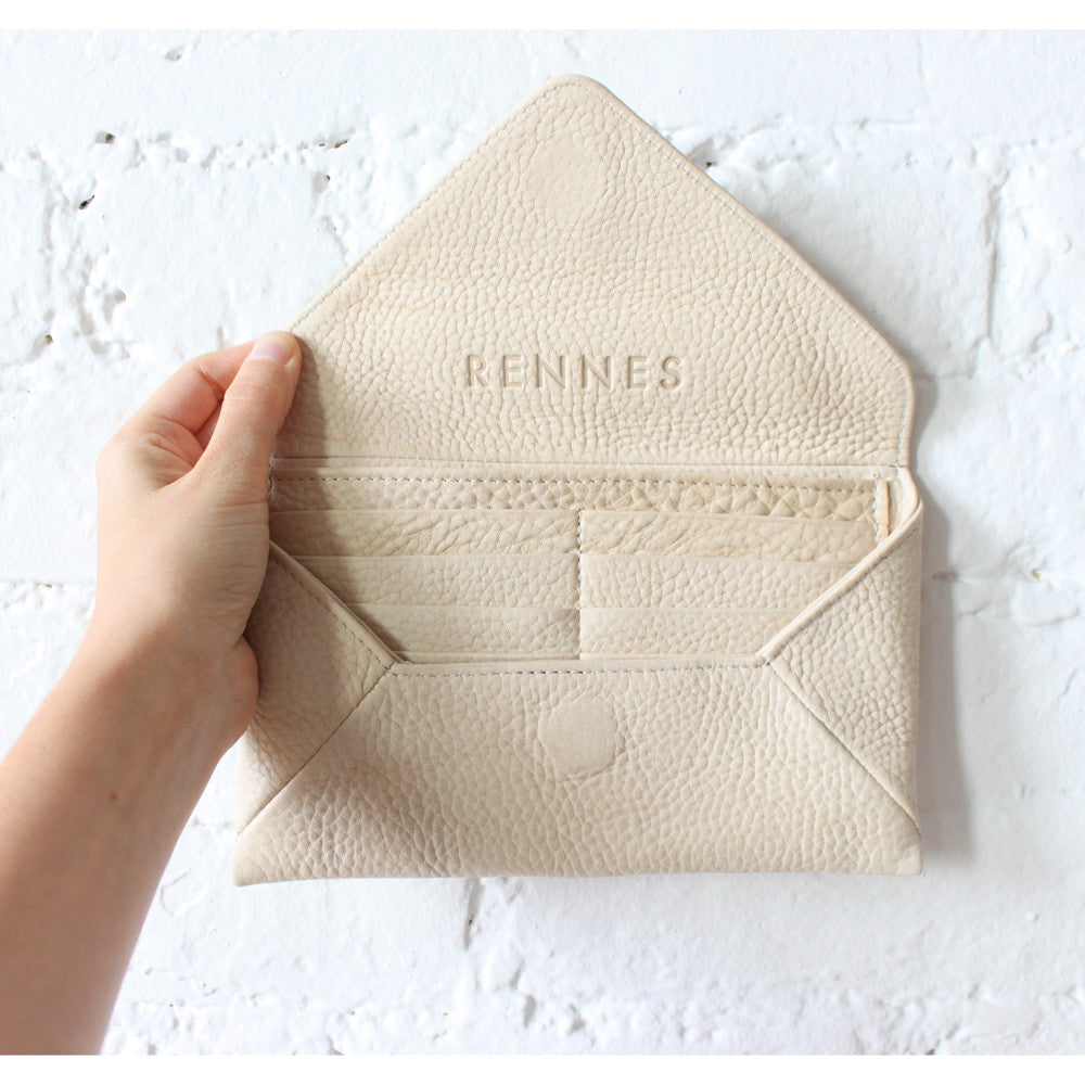 rennes Milo Wallet Cream