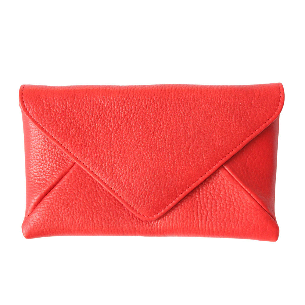 rennes Milo Wallet Red