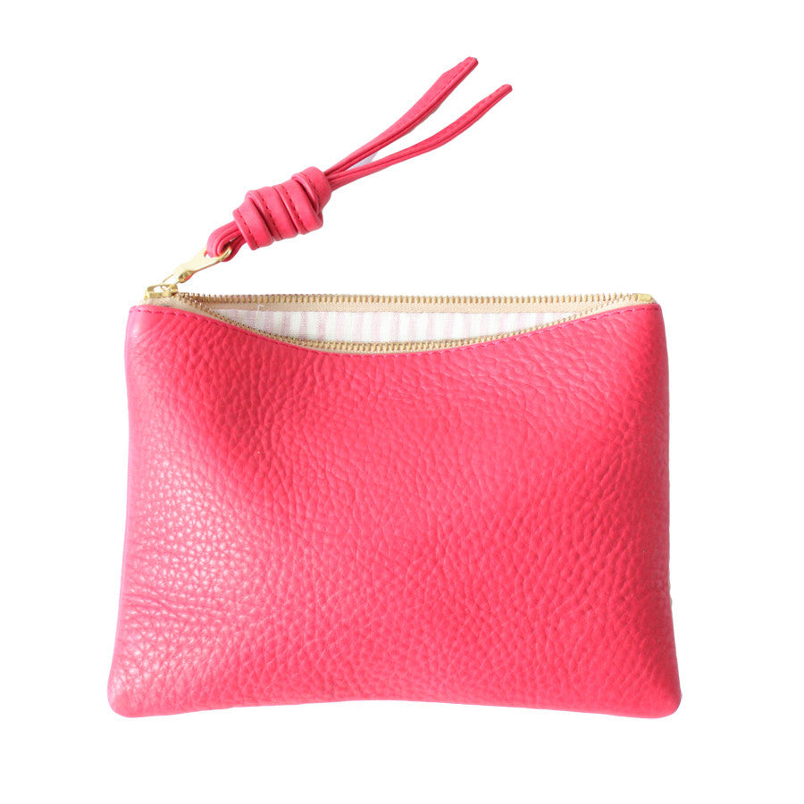 rennes Pink Pouch Medium 002