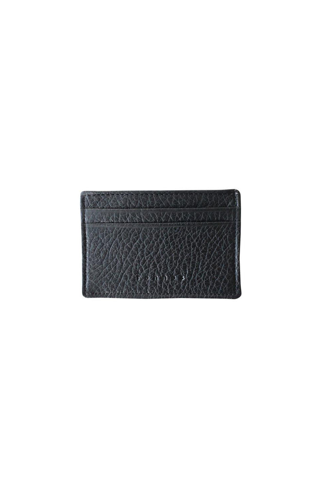 rennes Card Wallet Black