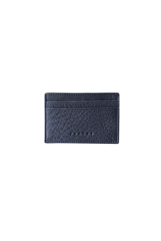 rennes Card Wallet Indigo