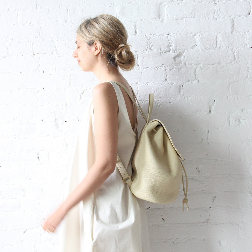 rennes Siduri Backpack Cream