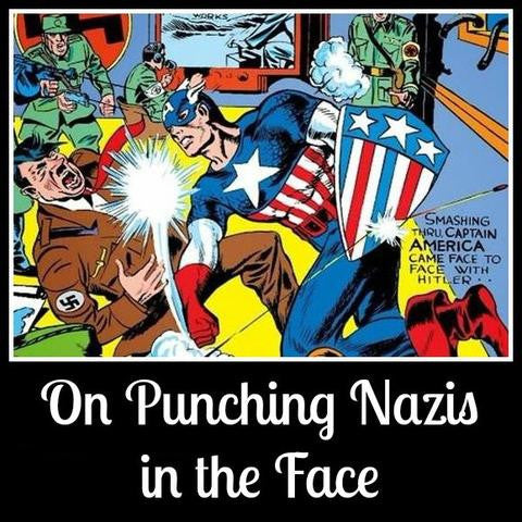 Remember when that nazi Richard Spencer got punched during a live interview?