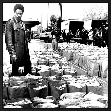 Free Breakfast - Black Panther Party - Bobby Seale