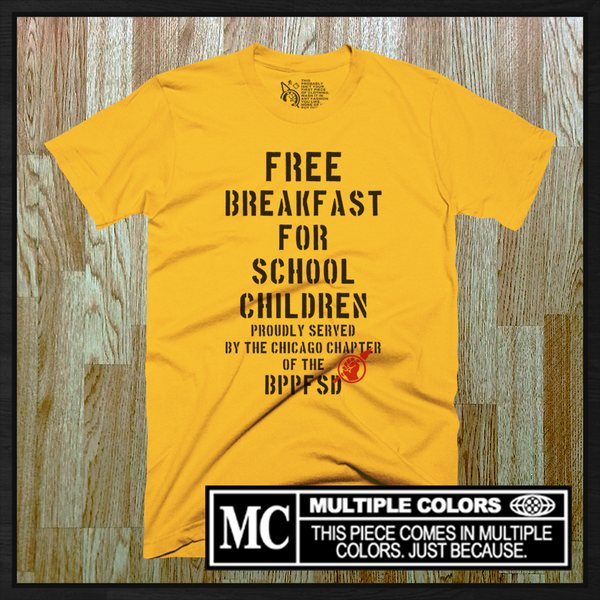 Free Breakfast T-Shirt - Free Breakfast Apparel