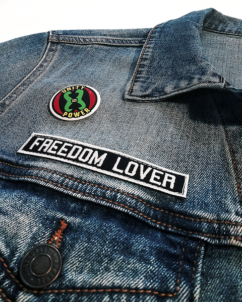 Freedom Lovers Jean Jacket  **LIMITED EDITION** - Free Breakfast Apparel