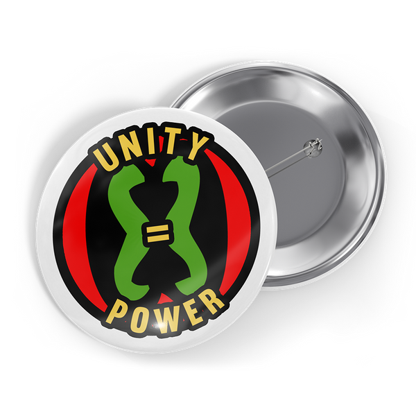 Unity Equals Power Button - Free Breakfast Apparel
