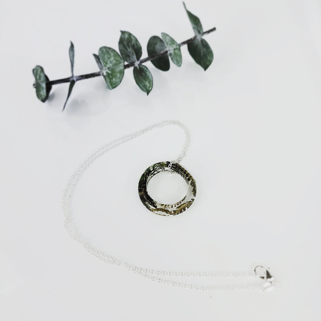 Nature Ring Pendant