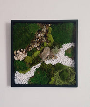 Load image into Gallery viewer, Wall Moss Nature Scape