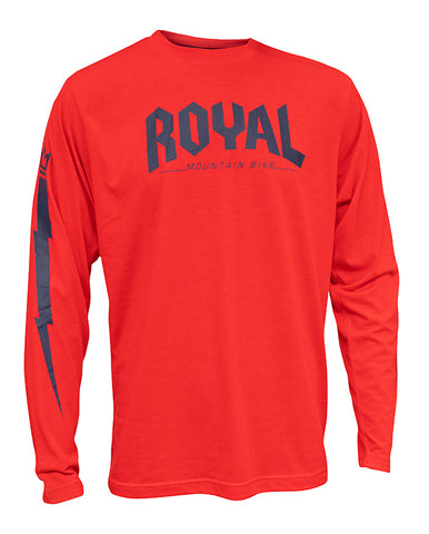 Royal Core Jersey  Ls