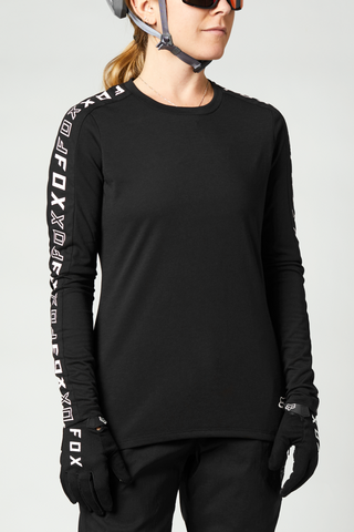 Fox Racing Womens Ranger Drirelease® Long Sleeve Jersey