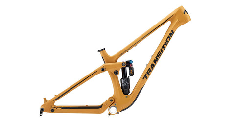 Transition Sentinel Carbon Mountain Bike Frame